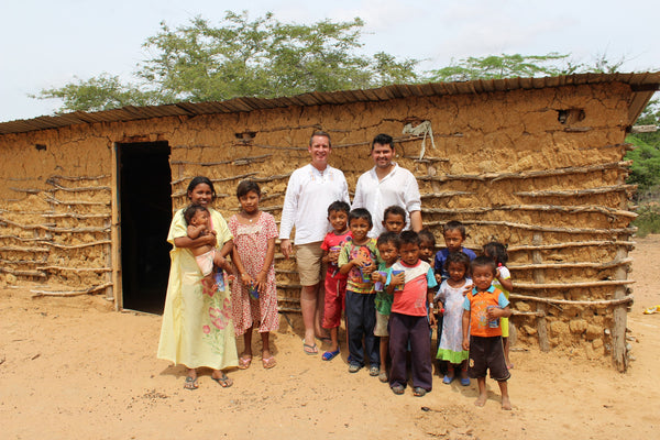 Why Helping the Wayuu is Enriching