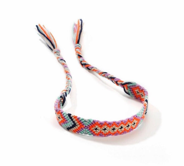 Handmade Thread Bracelets