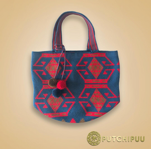 Hand-Made Wayuu Mayapo Beach Tote