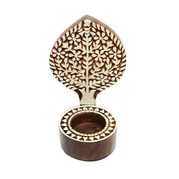 Aashiyana Tree Tea Light Holder - Matr Boomie (Candle)