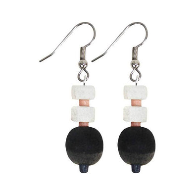 Kalahari Earrings - Neutral