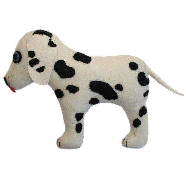 Felted Friend Dalmatian