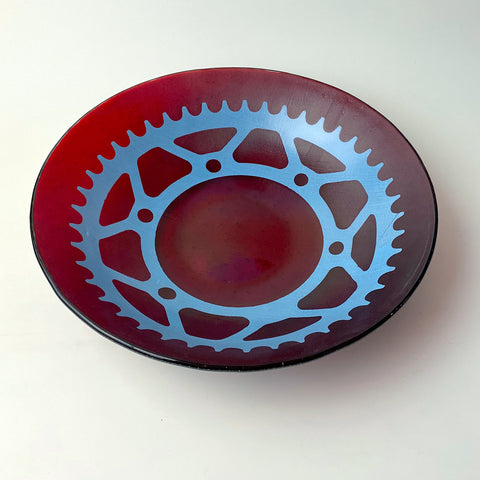 Bike Large Bowl | Made to order