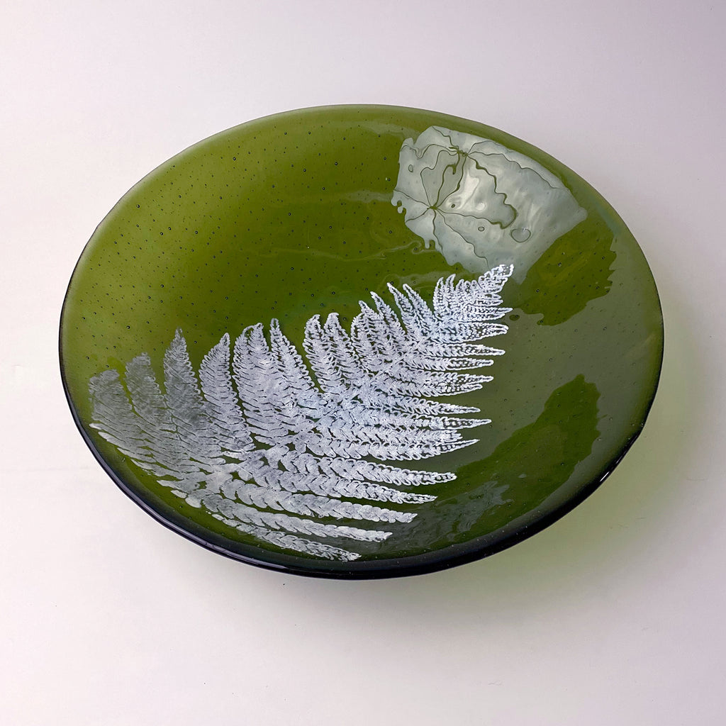 Leaves Large Bowl | Made to order