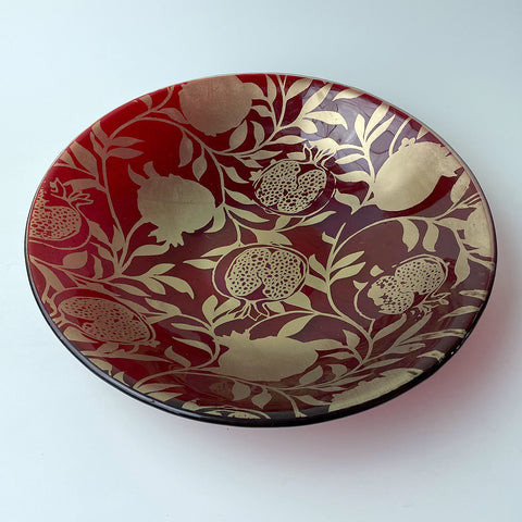 Pomegranate Large Bowl | Made to order