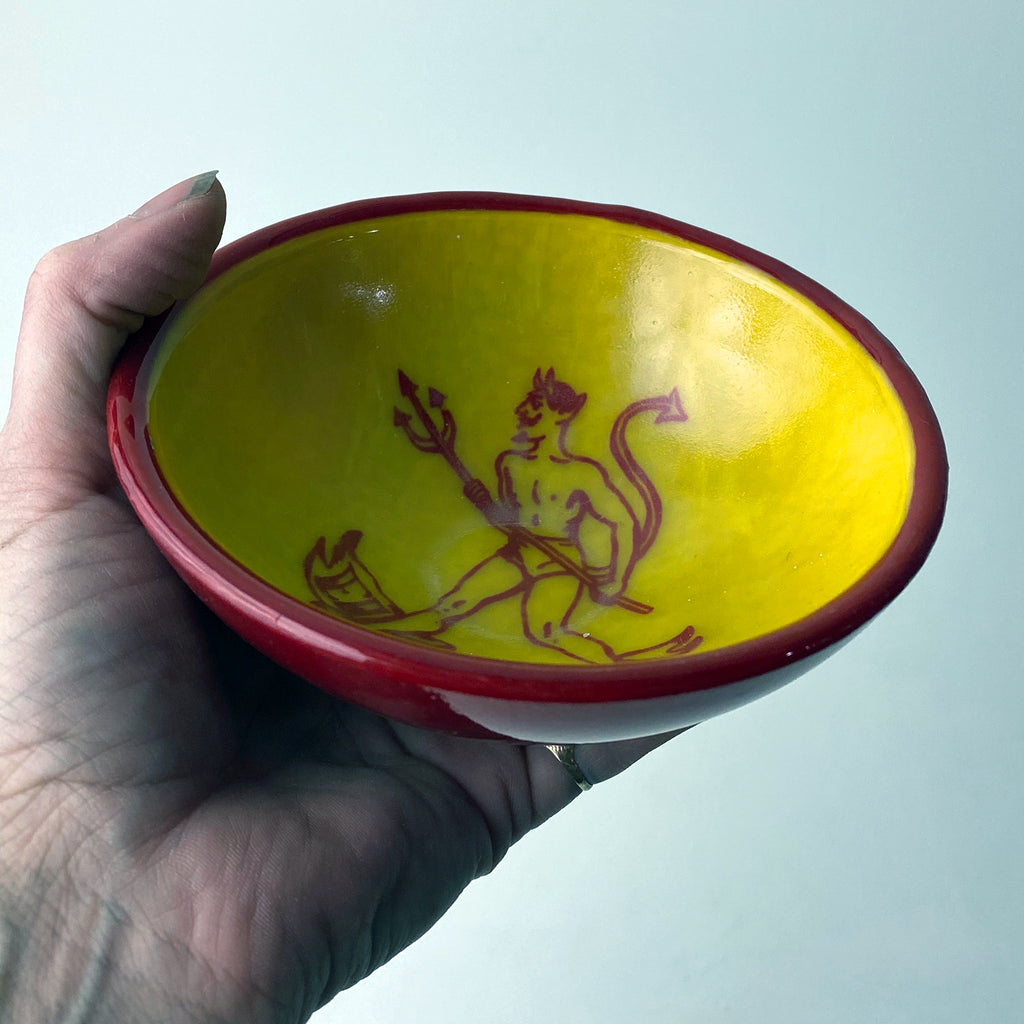 Diablo Small Bowl