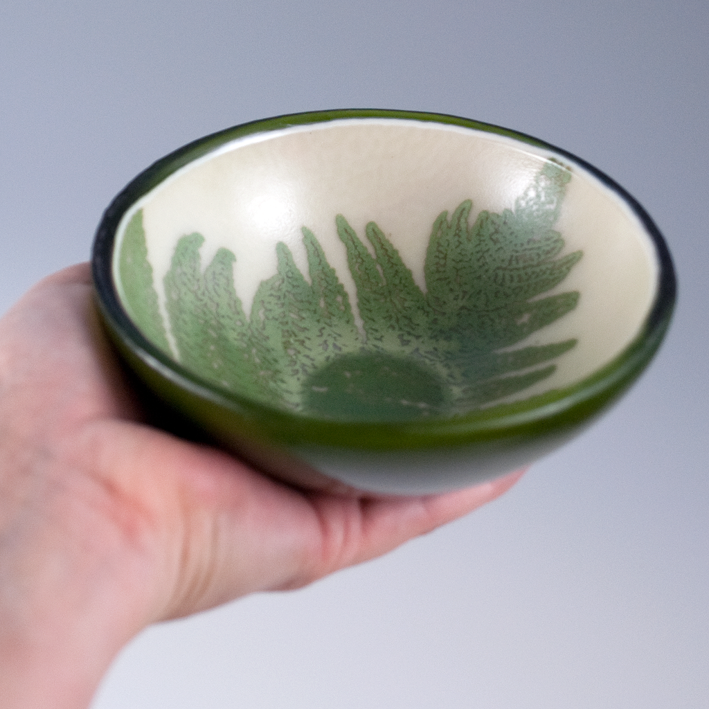 Leaves Small Bowl