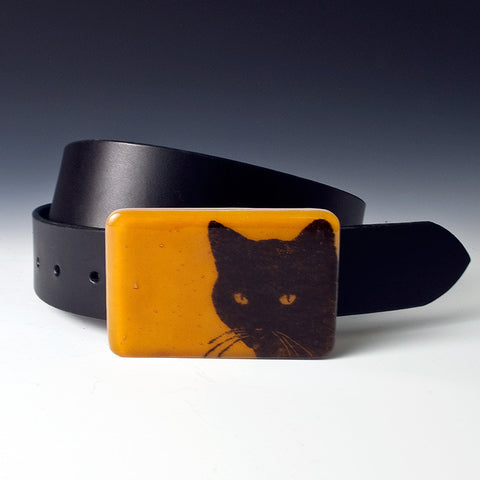 Black Cat Buckle