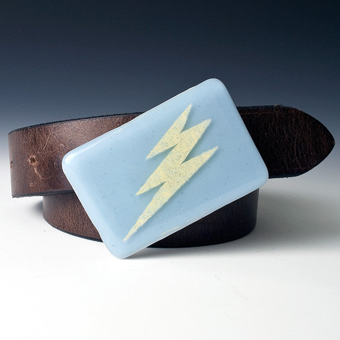 Lightning Bolt Buckle