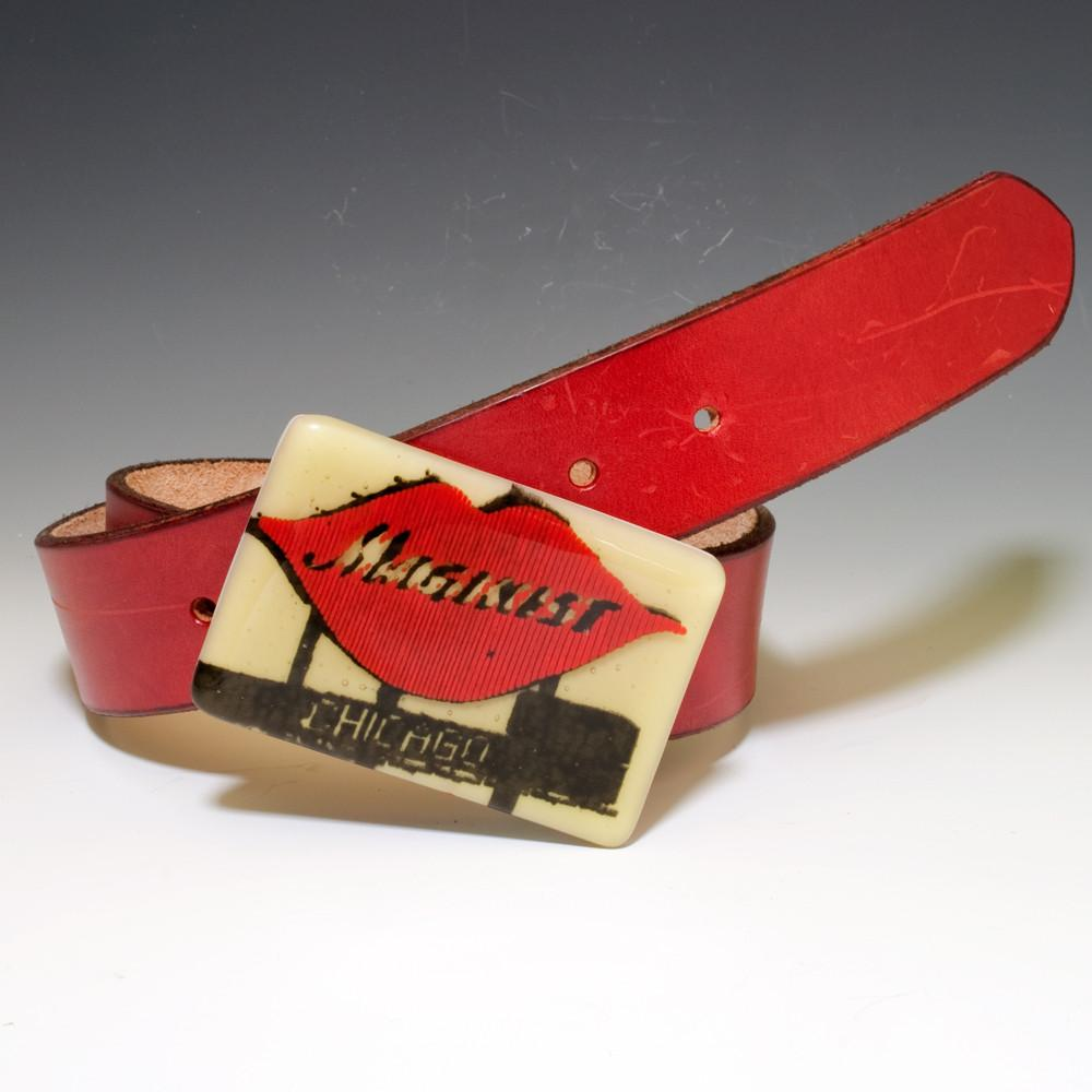 Chicago Magikist Buckle