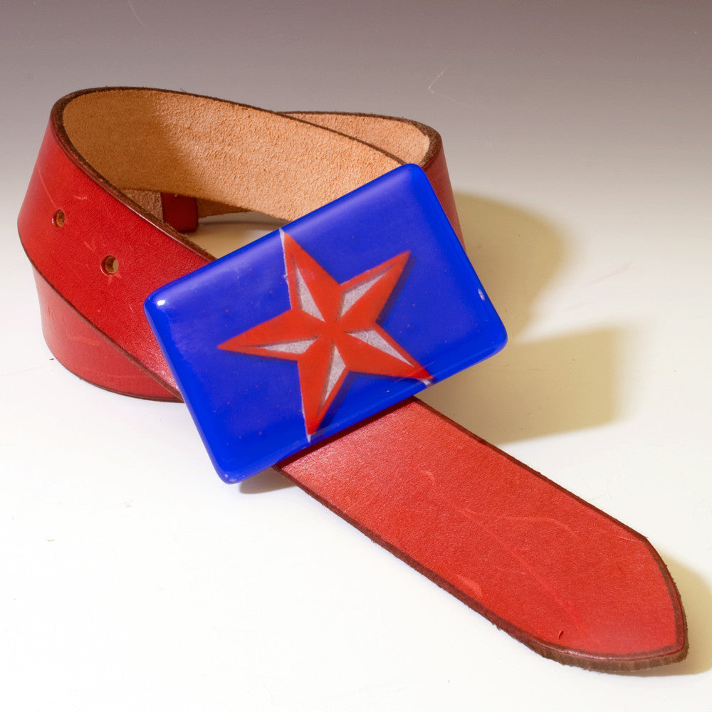Nautical Star Buckle