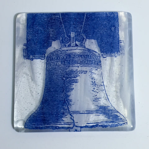 "Philadelphia ""Liberty Bell"" Single Coaster"