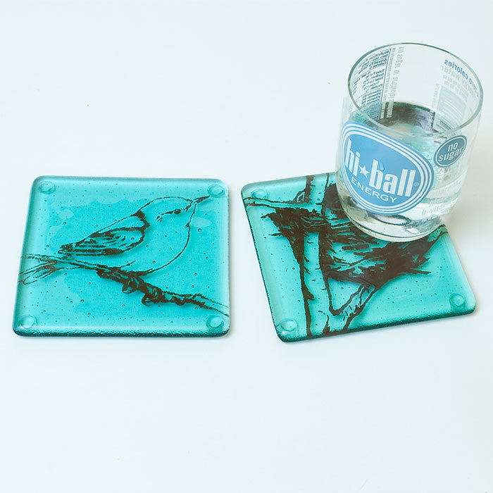 Bird Coaster 2-pack