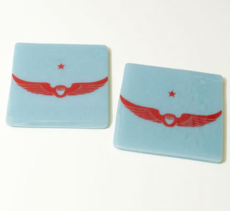 Custom Coaster 2-pack