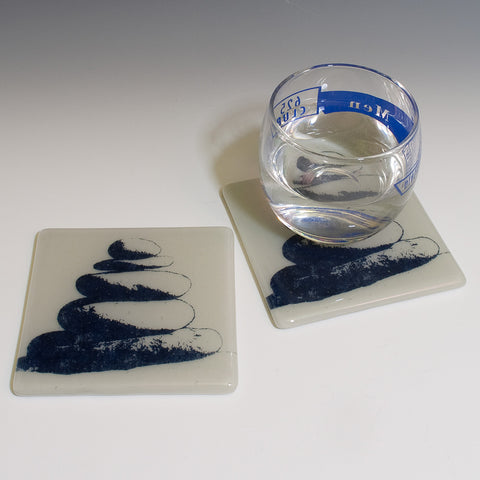 River Rocks Coaster 2-pack