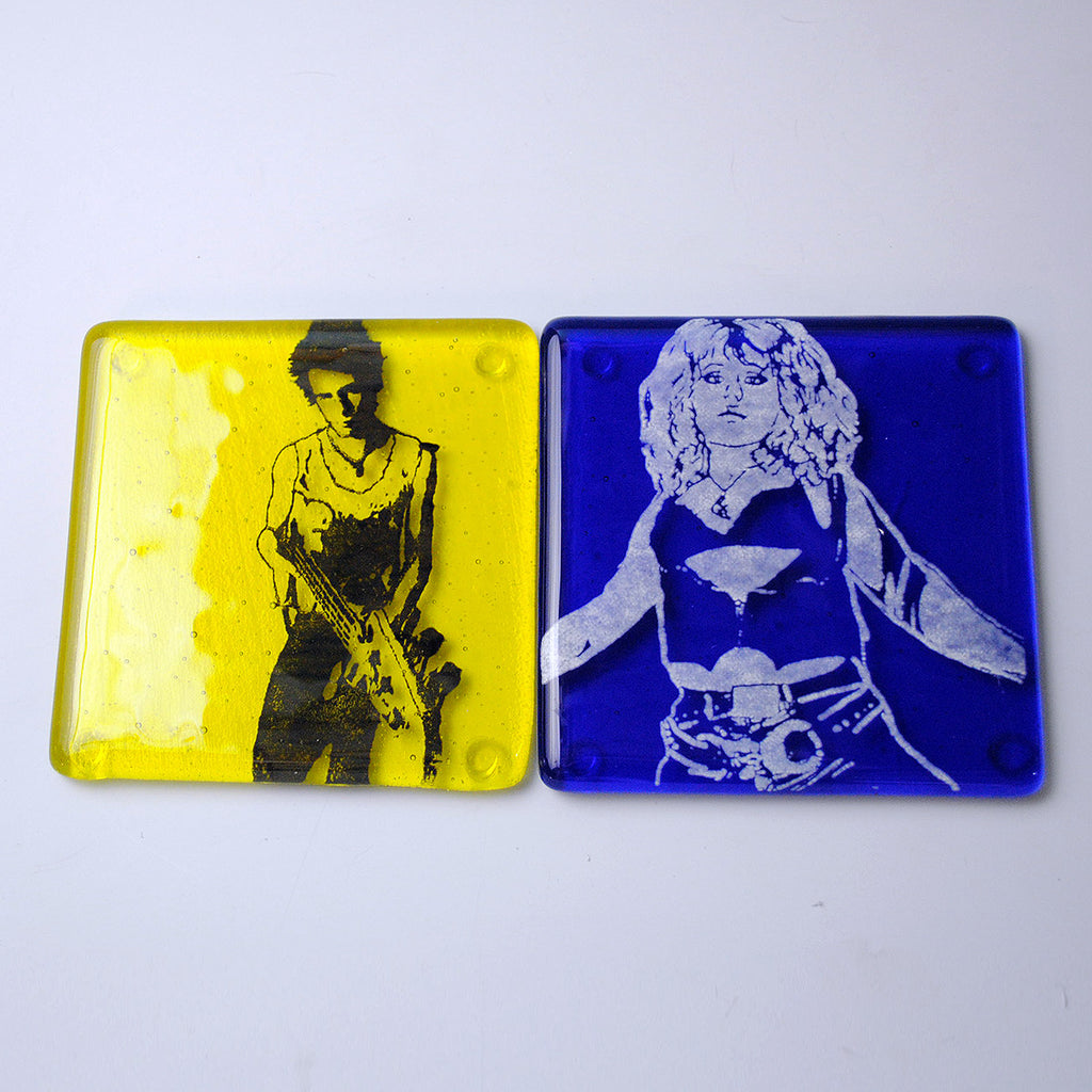 Sid and nancy Coaster 2-pack