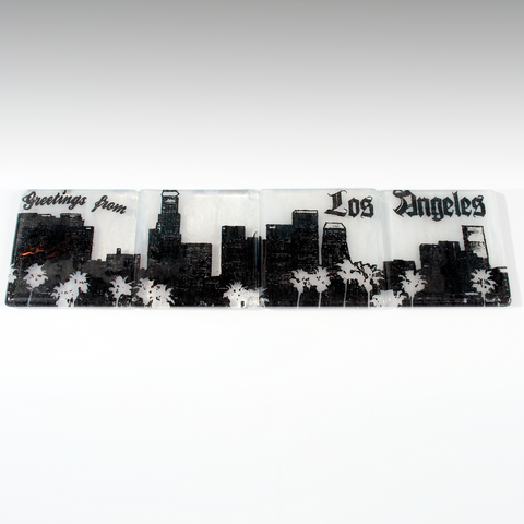 Los Angeles Skyline Coaster 4-Pack MADE TO ORDER