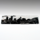 Portland Skyline Coaster 4-Pack MADE TO ORDER