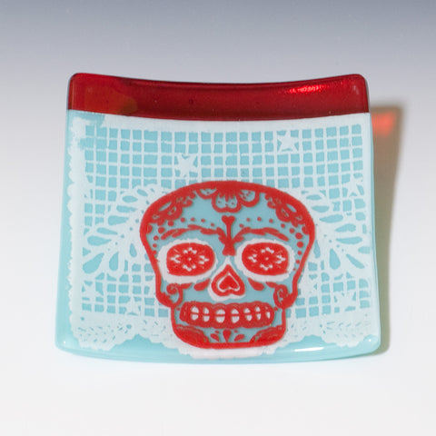Calavera Catch-all Dish