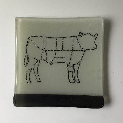 Cow Catch-all Dish