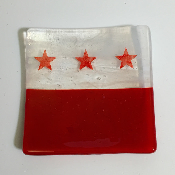 Washington DC Flag Catch-all
