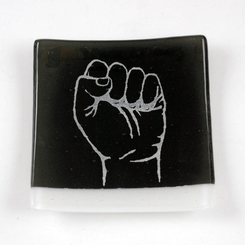 Resist Symbol Catch-all Dish