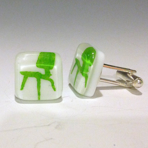 Mod Chair Cufflinks