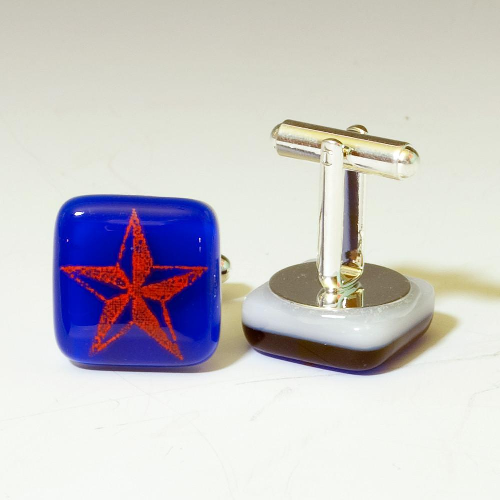 Nautical Star Cufflinks