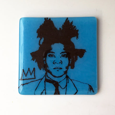 Jean-Michel Basquiat Single Coaster