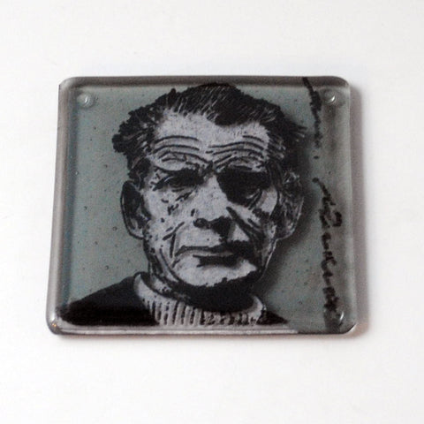 Samuel Beckett Single Coaster