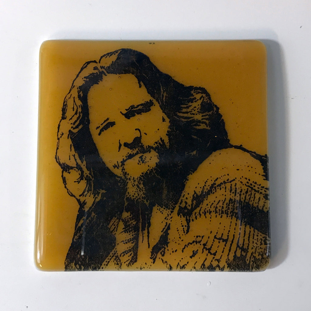 Jeff Bridges Single Coaster