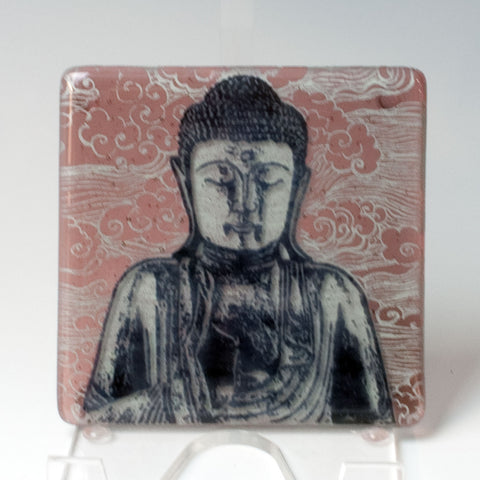 Buddha Single Coaster