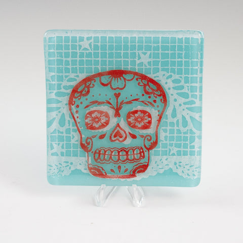Calavera Single Coaster