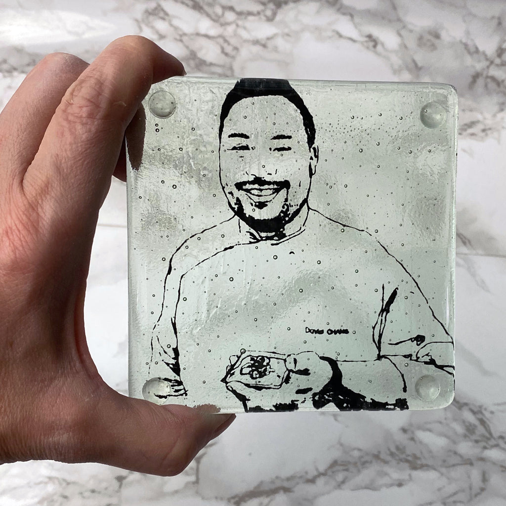 David Chang Single Coaster