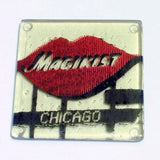 "Chicago ""Magikist"" Single Coaster"