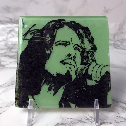 Chris Cornell Single Coaster