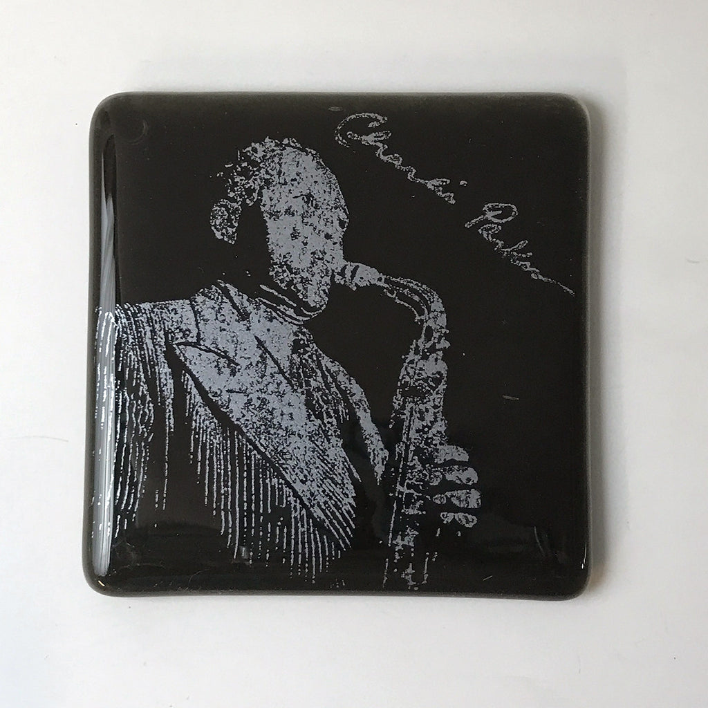 Charlie Parker Single Coaster