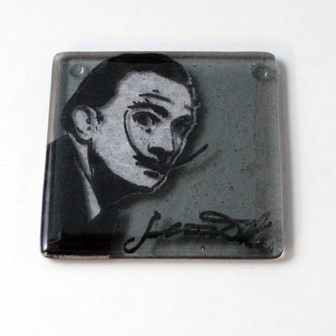 Salvador Dali Single Coaster