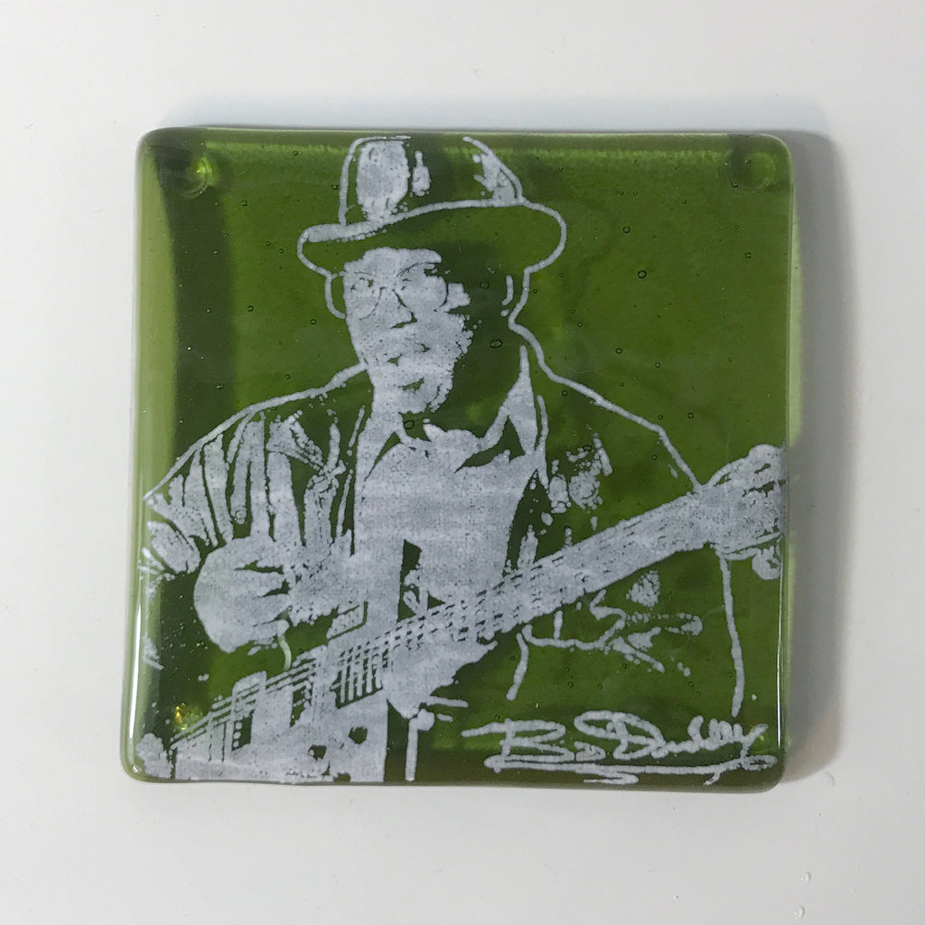 Bo Diddley Single Coaster