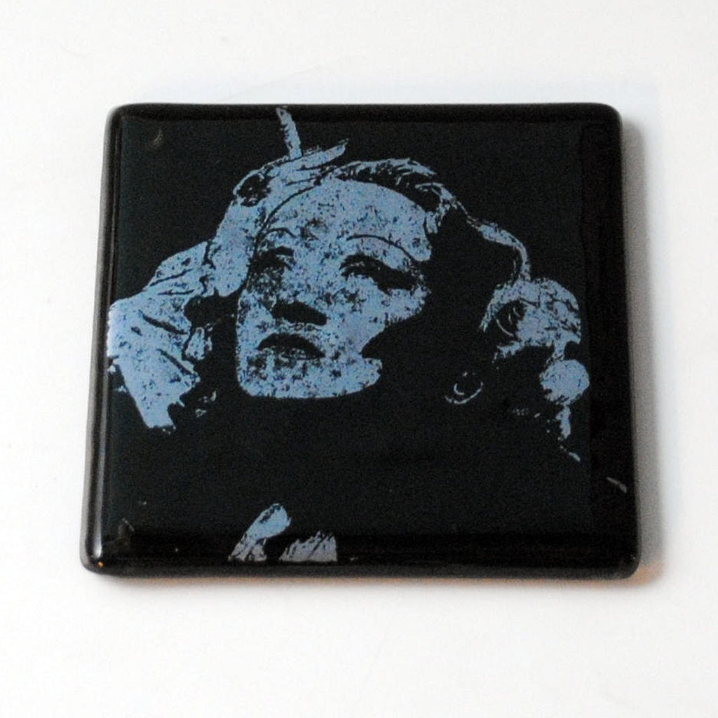 Marlene Dietrich Single Coaster