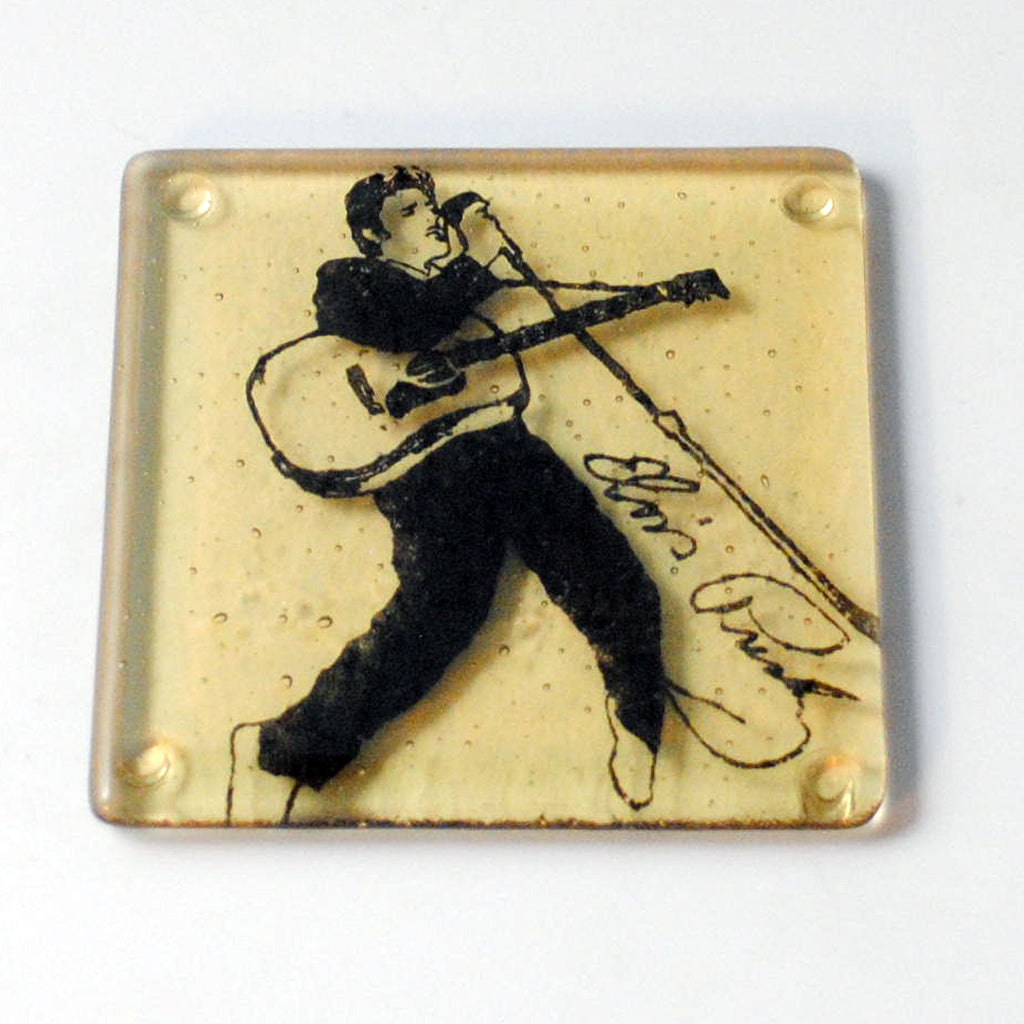Elvis Presley Single Coaster