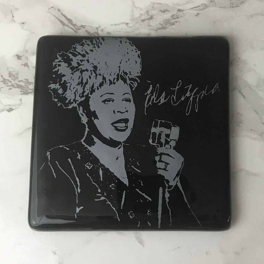 Ella Fitzgerald Single Coaster