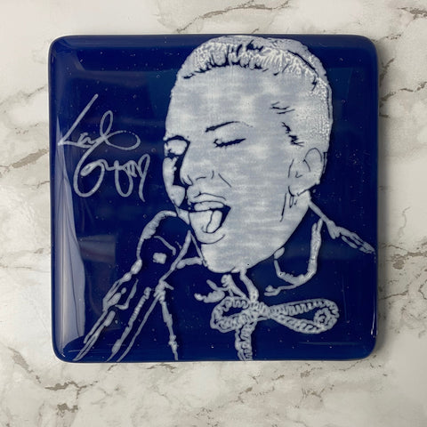 Lady Gaga Single Coaster