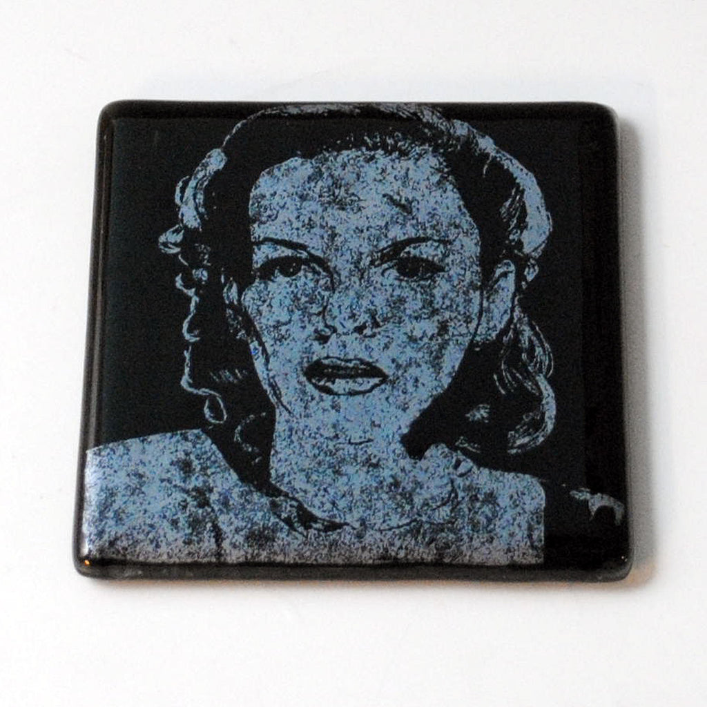 Judy Garland Single Coaster