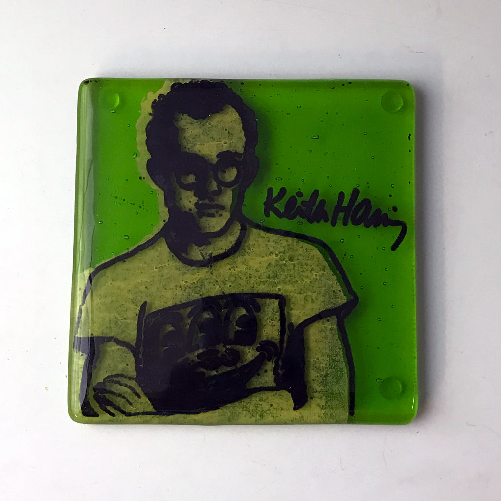 Keith Haring Single Coaster