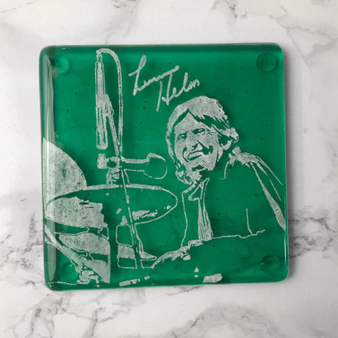 Levon Helm Single Coaster