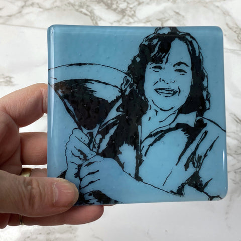Ina Garten Single Coaster