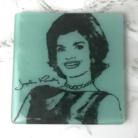Jackie Kennedy Single Coaster