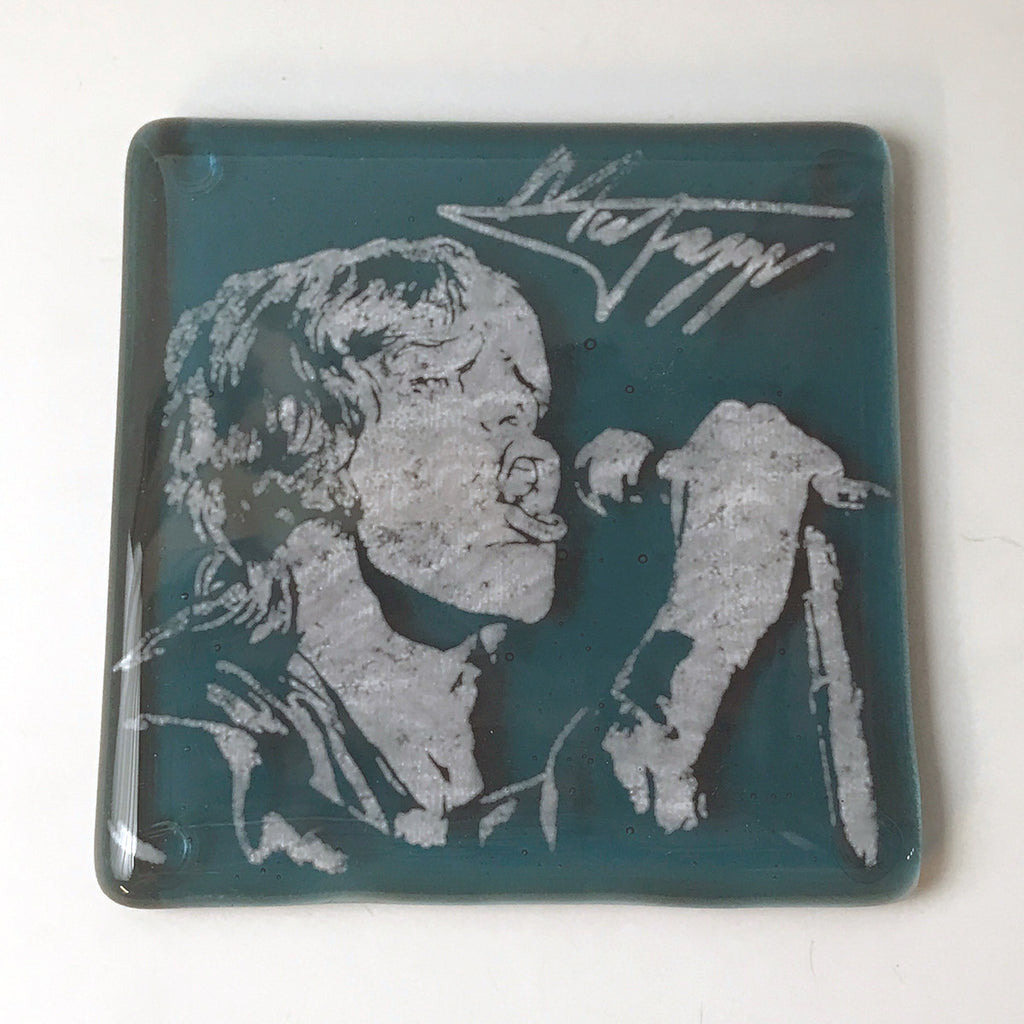 Mick Jagger Single Coaster
