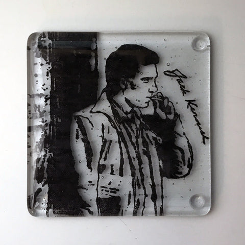 Jack Kerouac Single Coaster